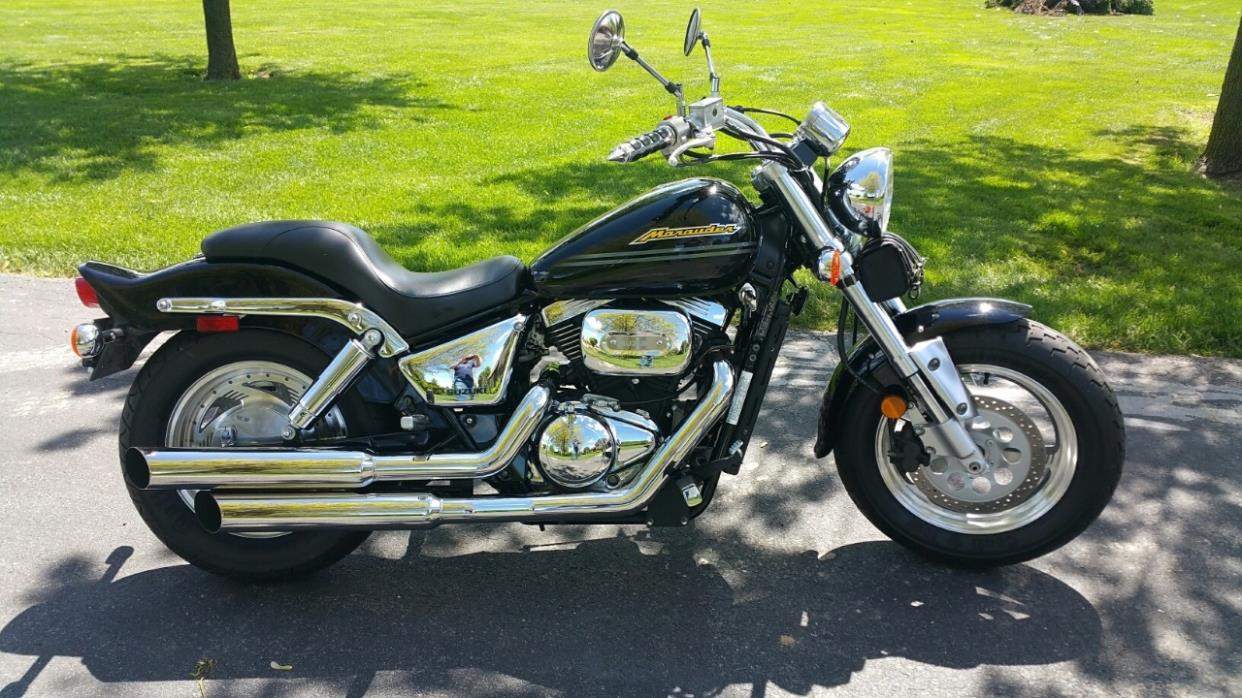 2002 suzuki marauder 800 motorcycles for sale. Black Bedroom Furniture Sets. Home Design Ideas