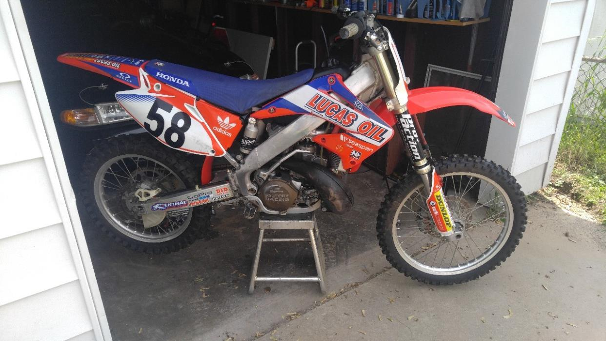 2000 Honda Cr80 Motorcycles for sale