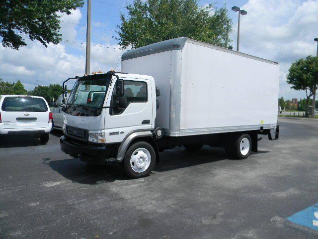 2007 Ford Lcf  Box Truck - Straight Truck