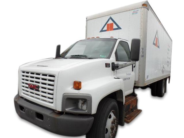 2003 Gmc 7500  Box Truck - Straight Truck