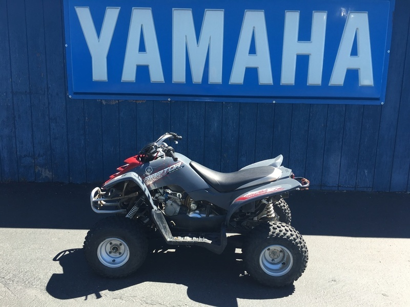 Yamaha raptor 50 motorcycles for sale in enumclaw washington for Yamaha raptor 50 for sale