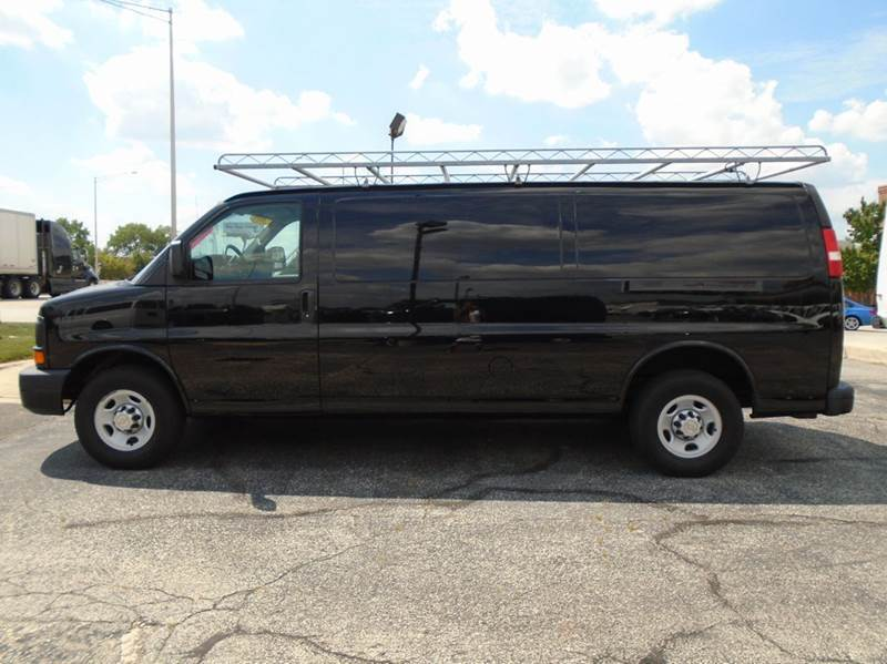 chevrolet express g3500 cars for sale in illinois