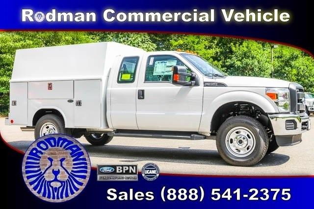 2016 Ford F-350sd Contractor Truck