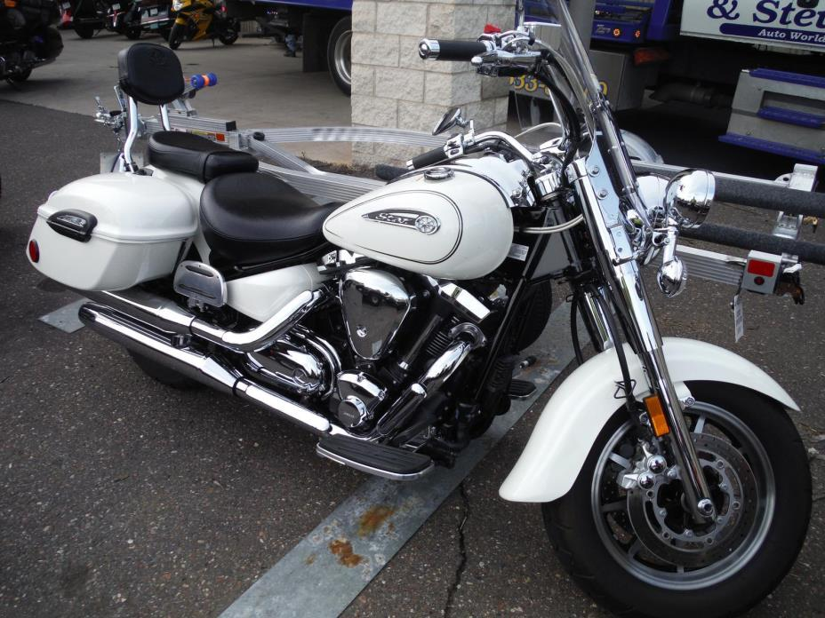 Yamaha road star motorcycles for sale in vadnais heights for Yamaha dealers mn