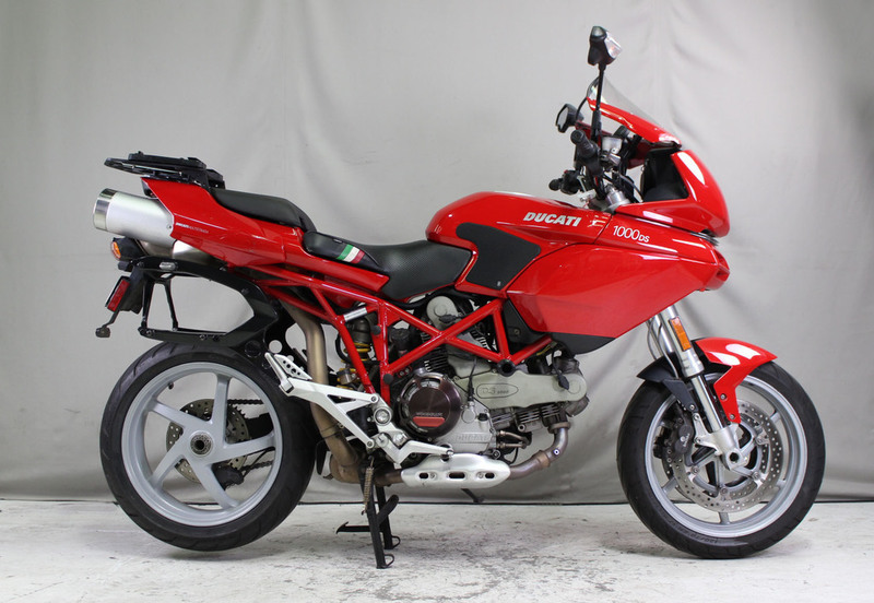 Ducati multistrada 1000 ds motorcycles for sale in oregon for Yamaha dealers in oregon