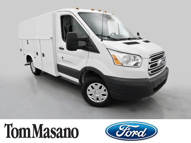 2016 Ford Transit Cutaway  Contractor Truck