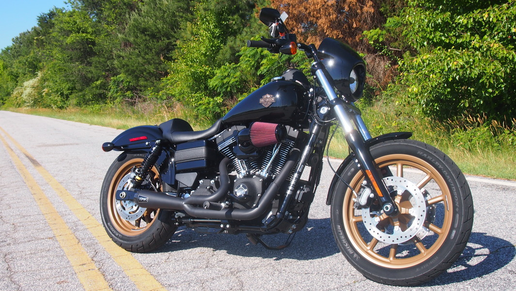 Harley Davidson Low Rider S 117ci Street Beast motorcycles for sale