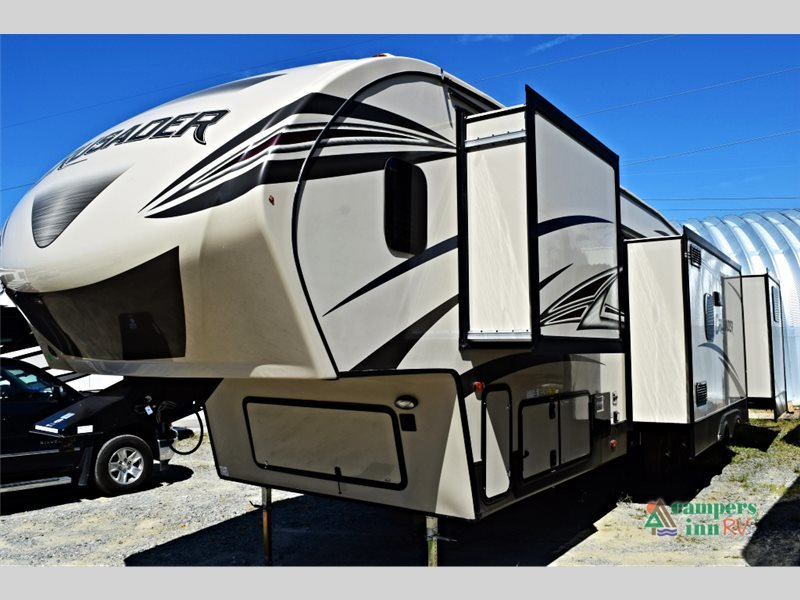 2017 Prime Time Rv Crusader 337QBH