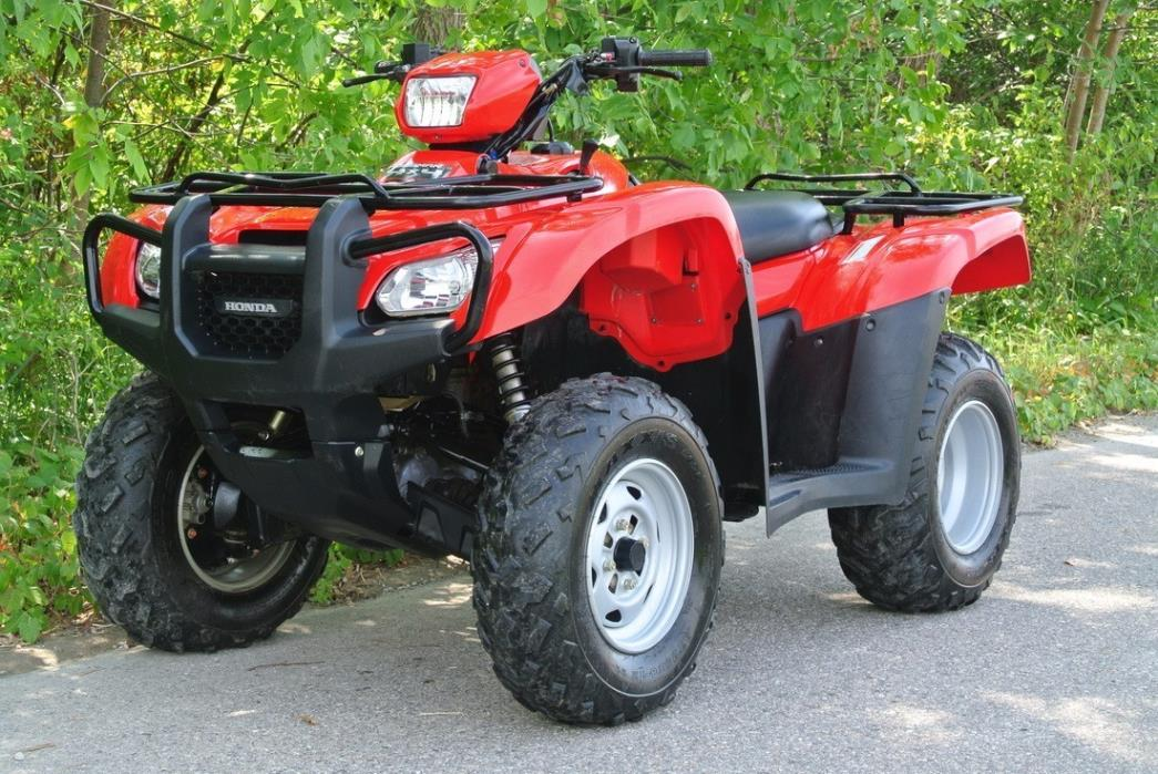 2013 Honda Foreman 500 4x4 Motorcycles for sale