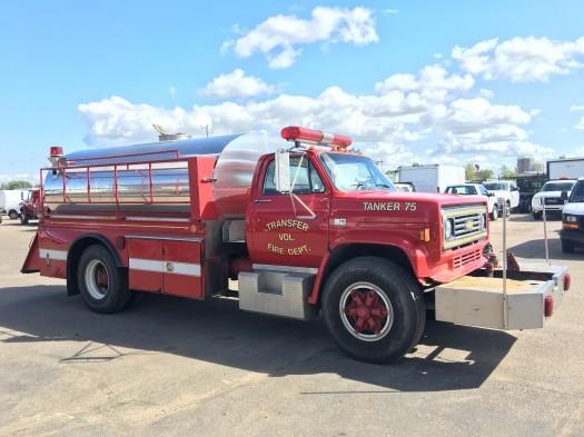 1984 Chevrolet Fire Truck Fire Truck