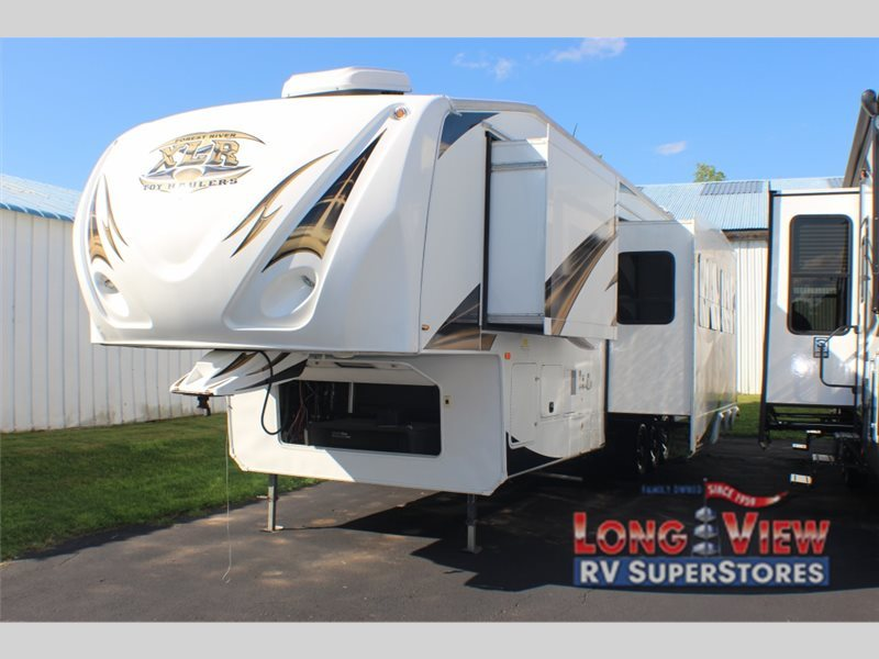 2012 Forest River Rv XLR Thunderbolt 35X12