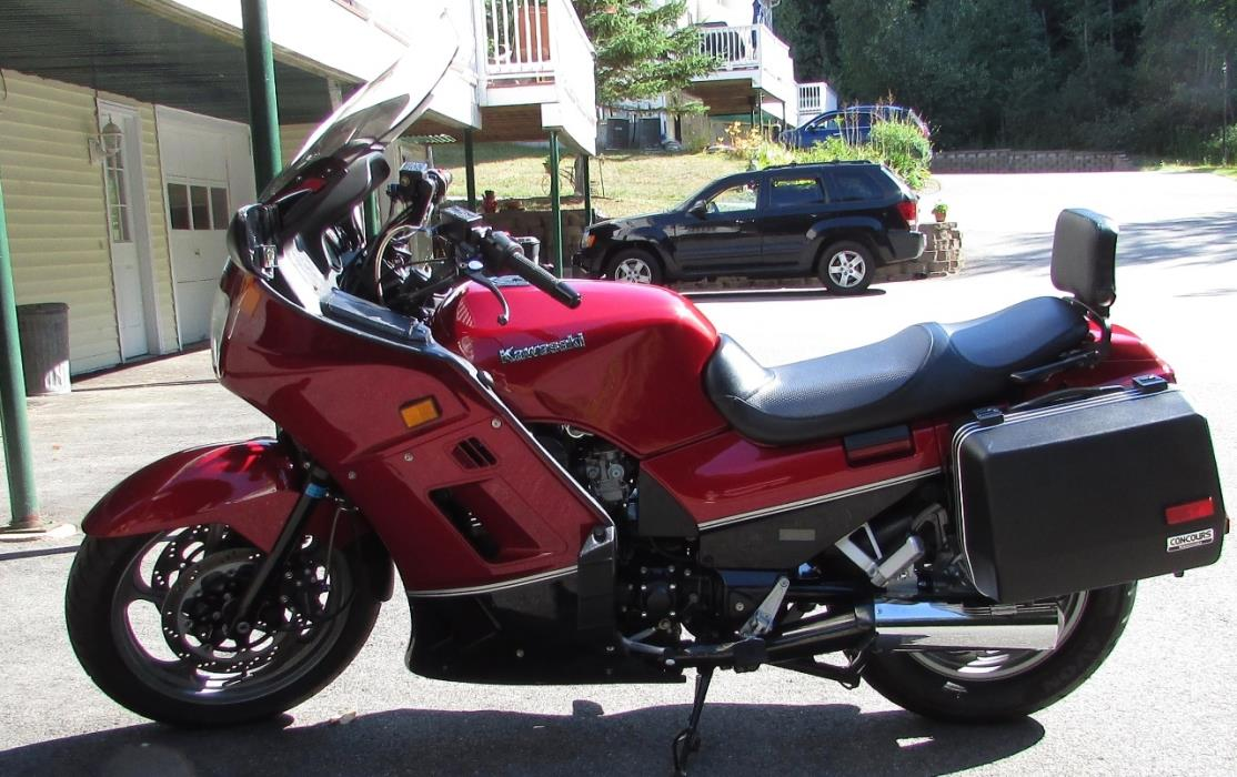 kawasaki concours motorcycles for sale in new hampshire. Black Bedroom Furniture Sets. Home Design Ideas