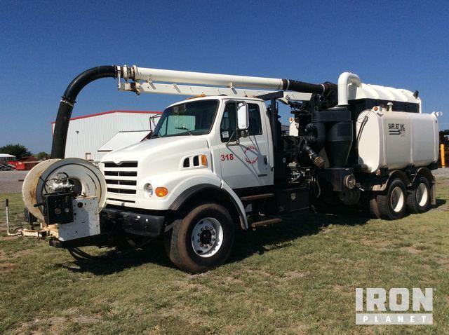 1999 Sterling Lt7501  Vacuum Truck