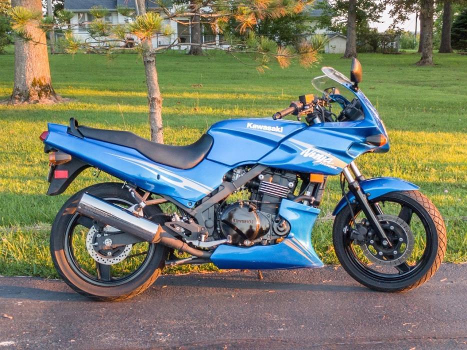 kawasaki ninja 500r motorcycles for sale in rolla missouri. Black Bedroom Furniture Sets. Home Design Ideas