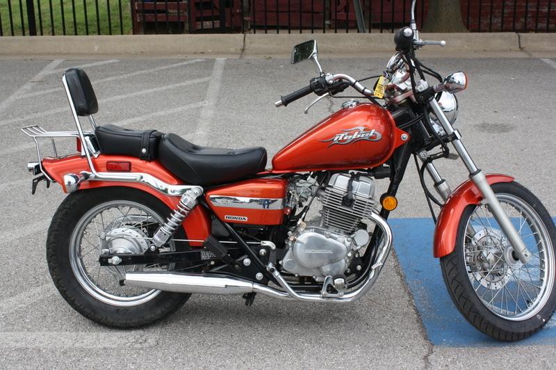Honda Rebel Motorcycles For Sale In Arkansas