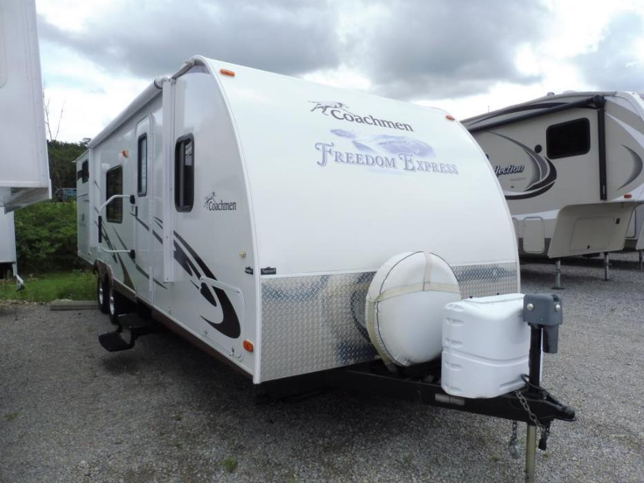 Coachmen Freedom Express 291qbs Rvs For Sale