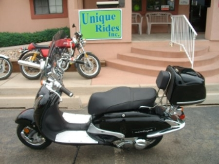 2008 Lance Scooter 150 Motorcycles for sale