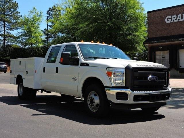 2016 Ford F-350sd  Mechanics Truck