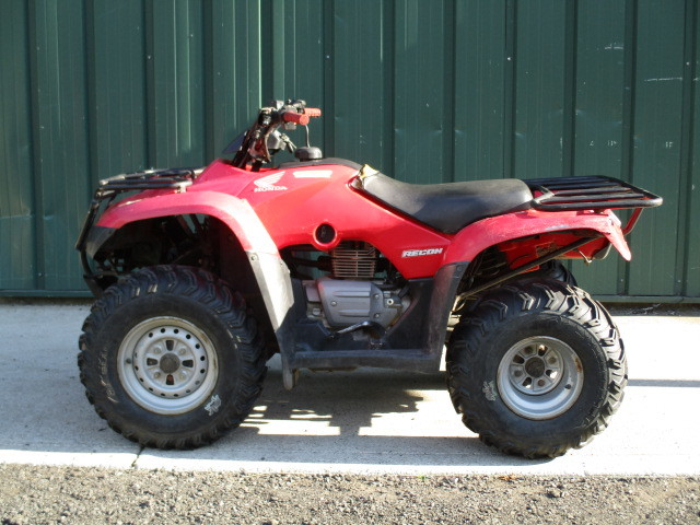 2005 Honda RECON 250 VERY CLEAN FAST AND FUN G