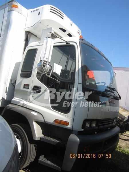 2009 Gmc F7b042 Refrigerated Truck