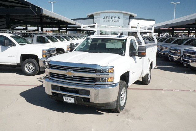2015 Chevrolet Silverado 2500hd Built After Aug 14 Mechanics Truck