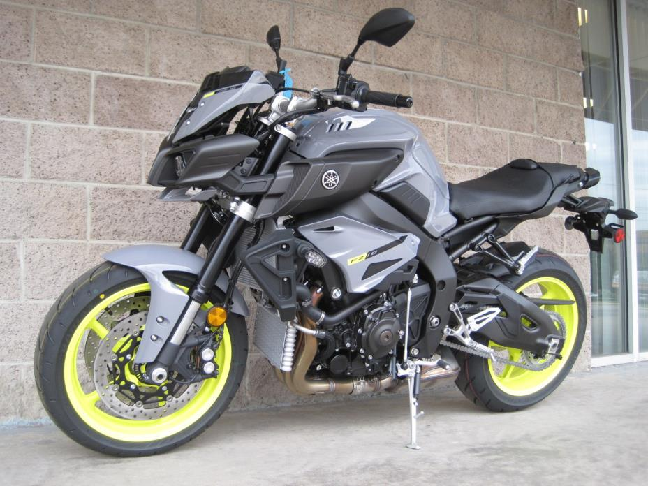 yamaha fz10 motorcycles for sale in colorado. Black Bedroom Furniture Sets. Home Design Ideas
