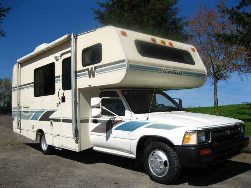 1993 Winnebago WARRIOR 21