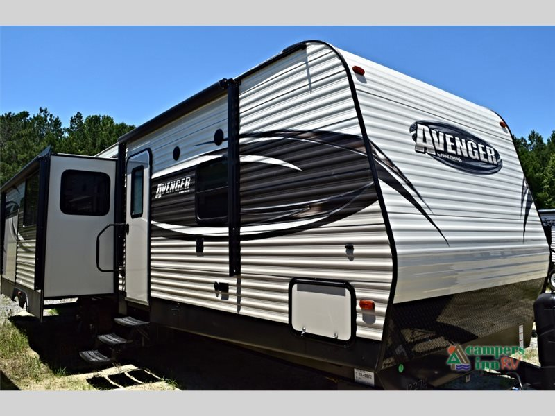 2017 Prime Time Rv Avenger 33RCI