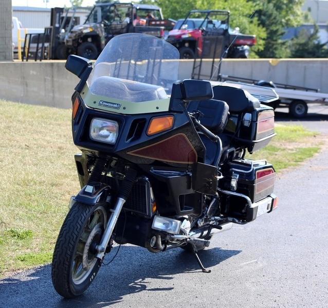 Kawasaki Voyager 1300 motorcycles for sale