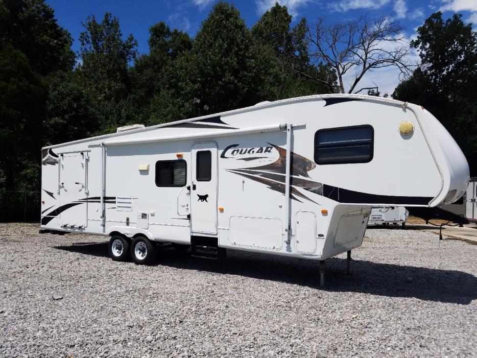 2008 Keystone Cougar 310srx