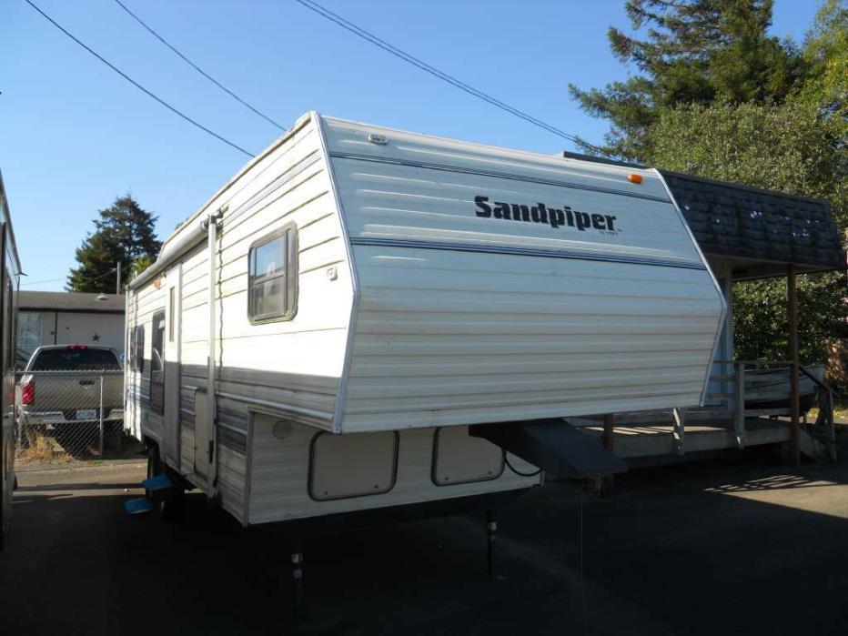 Travel Trailers For Sale In Oregon >> 1993 Sandpiper RVs for sale