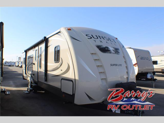 2017 Crossroads Rv Sunset Trail Super Lite ST300RK