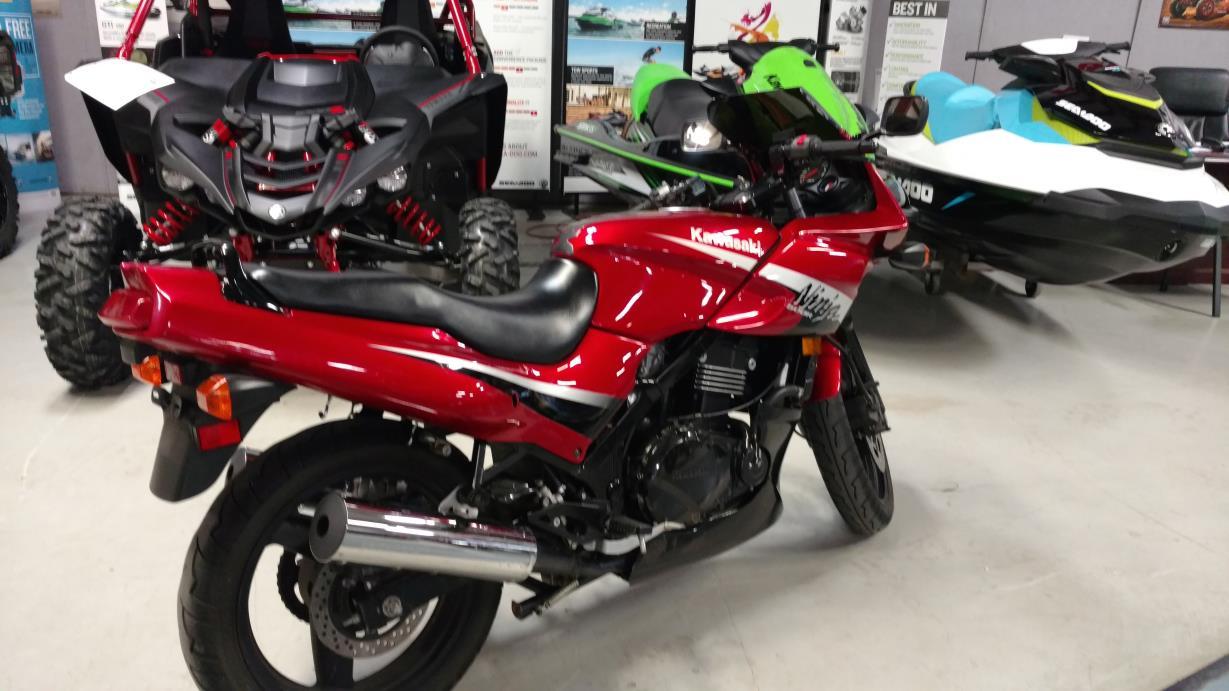 kawasaki ninja 500r motorcycles for sale in virginia