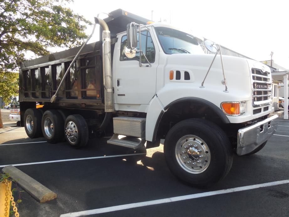 2006 Sterling Lt8500 Dump Truck