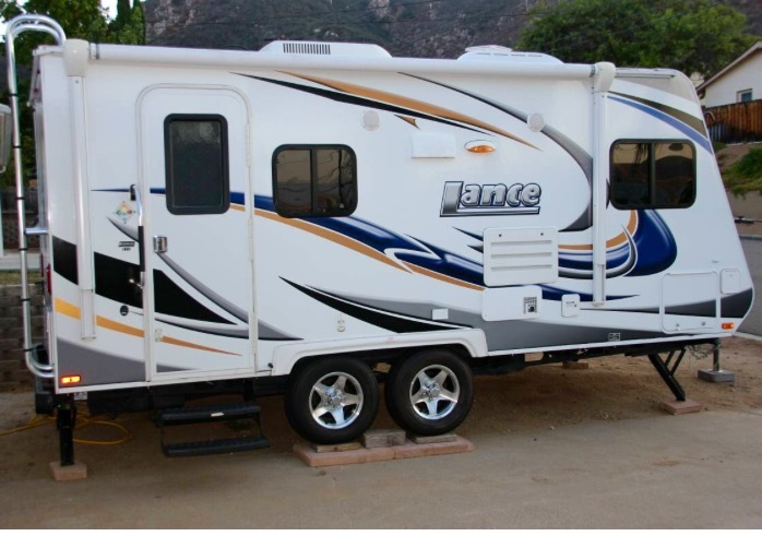 Lance Travel Trailer For Sale By Owner