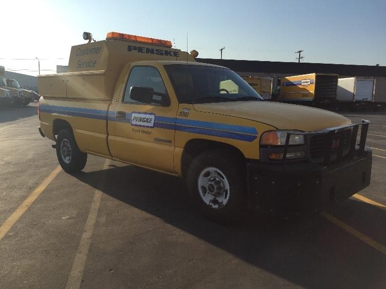 2000 Gmc Sierra C2500 Pickup Truck