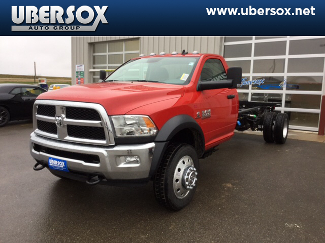 2016 Ram 5500 Hd Chassis  Cab Chassis