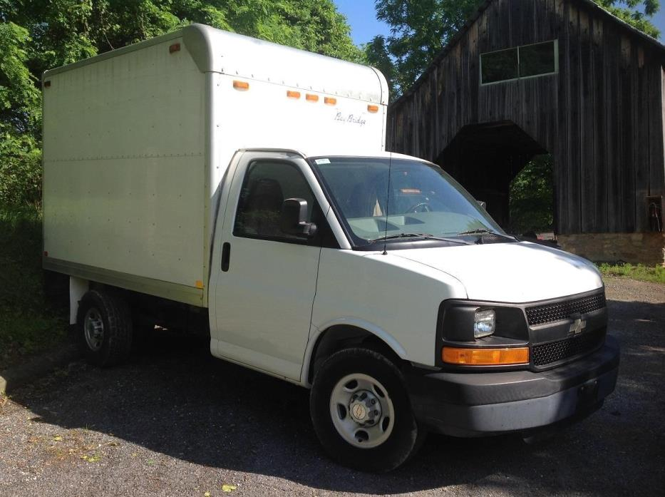 2004 Chevrolet Express 3500 Stepvan