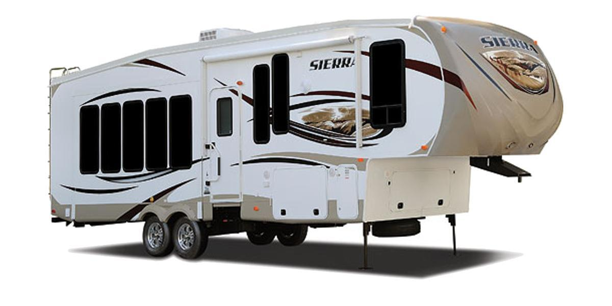Forest River Sierra Rvs For Sale In Kentucky