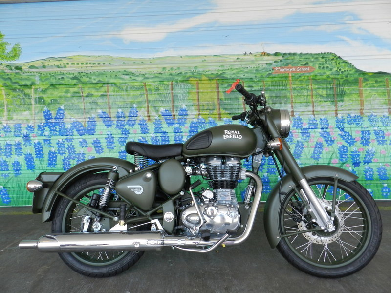 2016 Royal Enfield BULLET C5 CLASSIC