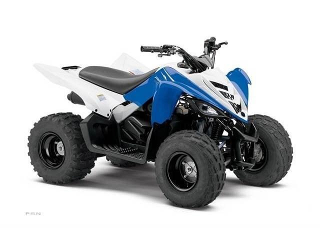 2013 yamaha raptor 90 motorcycles for sale for Kbb atv yamaha