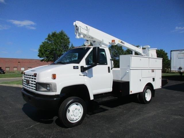 chevrolet c4500 cars for sale in new york GMC Topkick C4500 4x4 2005 chevrolet c4500 bucket truck boom truck