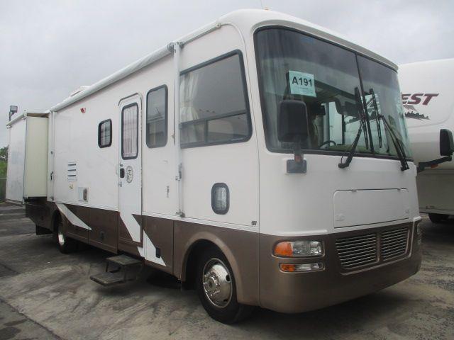 2002 Tiffin Allegro 31DA