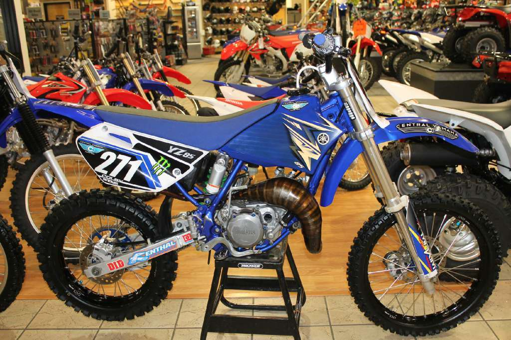 2003 Yamaha Yz85 Motorcycles for sale