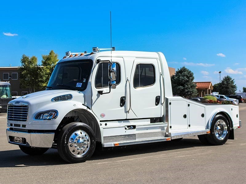 Freightliner M2 Crew Cab Cars For Sale