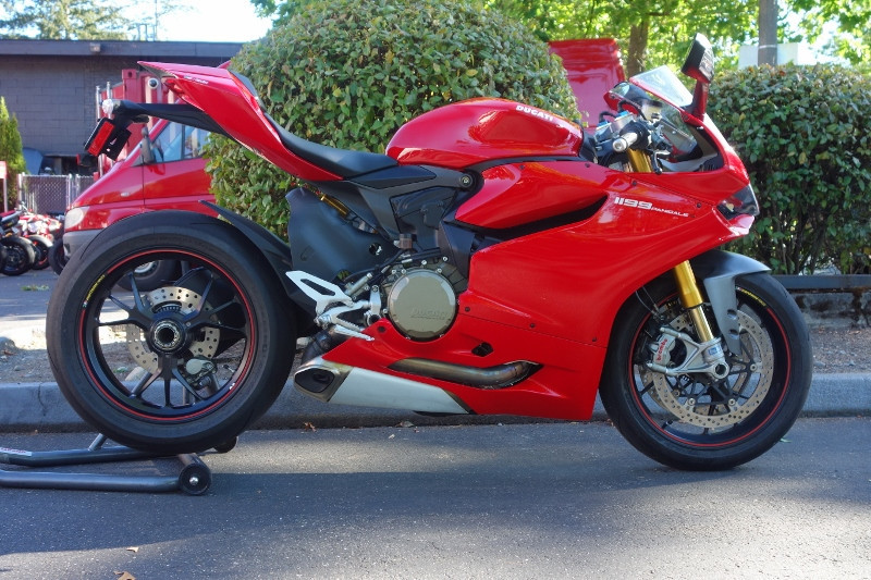 Ducati  Panigale S Updates Or Recalls