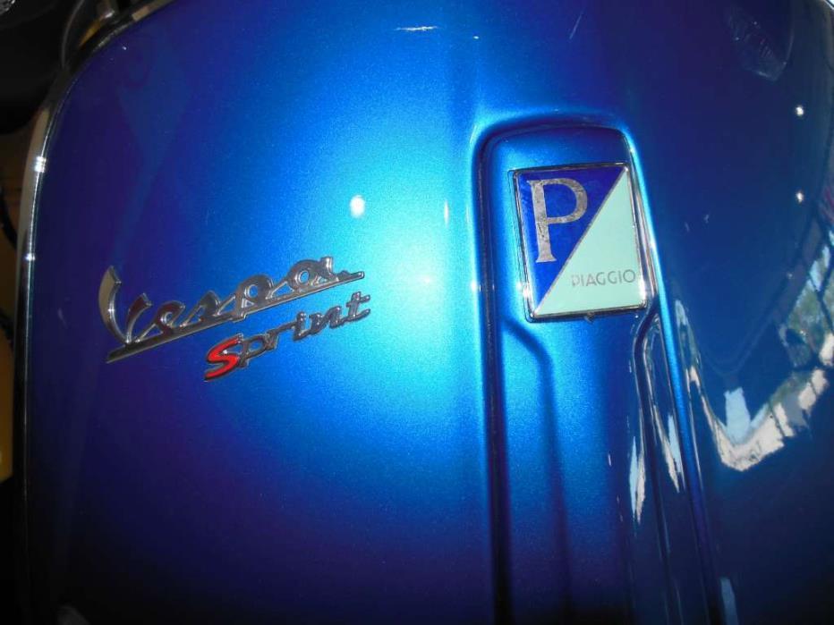2009 Vespa LX150