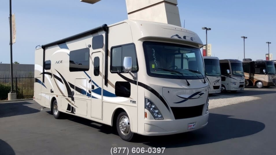 Thor motor coach ace 29 4 rvs for sale in montclair for 2017 thor motor coach ace