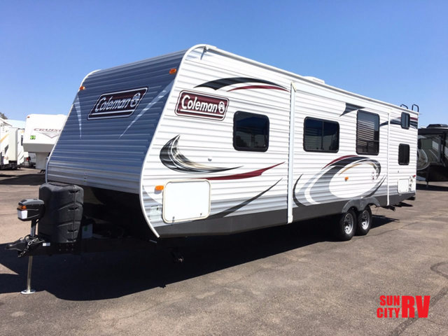 2014 Coleman EXPEDITION 262BH