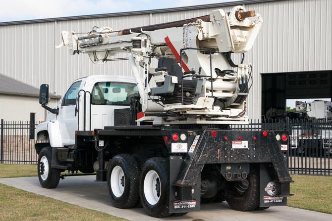 2007 Gmc Topkick C8500 Utility Truck - Service Truck